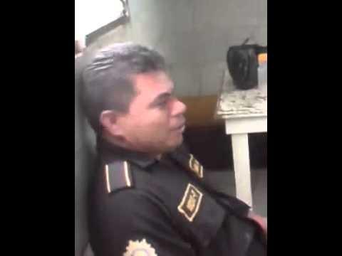 POLICIAS BORRACHOS de la PNC GUATEMALA