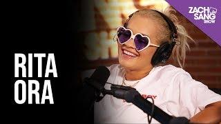 Rita Ora Talks Let You Love Me, Phoenix & Detective Pikachu