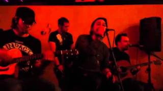 Another Lost Year - Writing On The Wall (Acoustic live) at The Tap in Jackson, TN