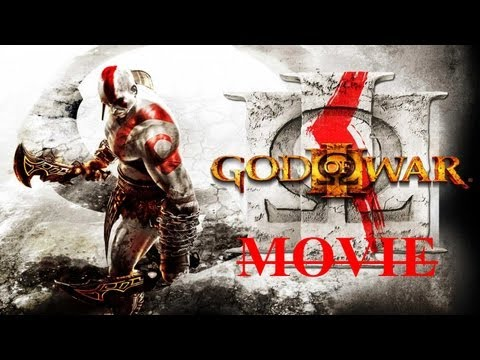 God of War III: All QTE & Cutscenes