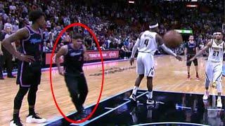 Strangest NBA moments of the 2018/2019 Season ᴴᴰ