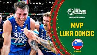 Luka Magic!   Doncic named as MVP   FIBA OQTs 2020