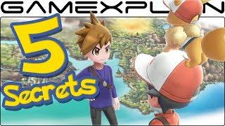 5 Secret Johto Callbacks in Pokémon Let's Go Pikachu & Eevee (Easter Eggs)