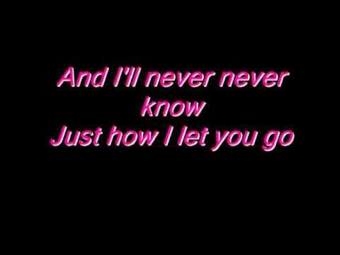 Celine Dion - Just walk away {with lyrics}