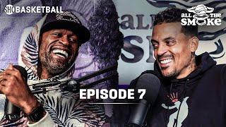 Career Stories | Ep 7 | Kobe, Gregg Popovich, Belonging in the NBA | ALL THE SMOKE Full Podcast
