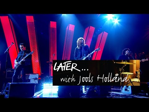 The Amazons - Black Magic - Later… with Jools Holland - BBC Two