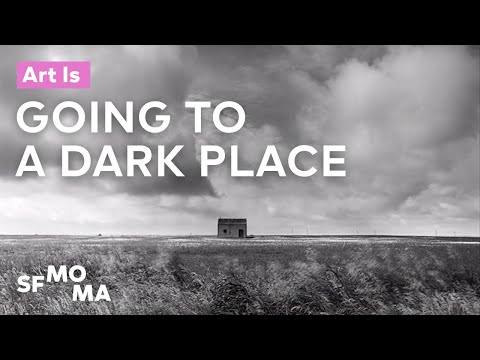 Art Is… Going to a Dark Place | SFMOMA Shorts