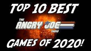 Top 10 BEST Games of 2020!