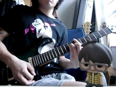五月天 後青春期的詩 09 夜訪吸血鬼 Guitar Cover