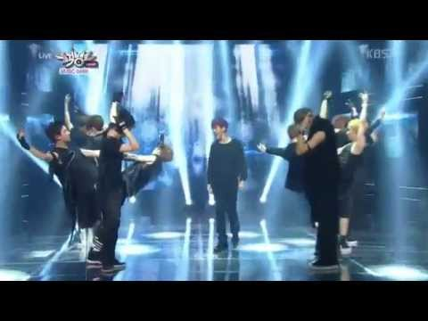 [HD] 130607 EXO - Wolf (Live Performance, Not A Lipsync)