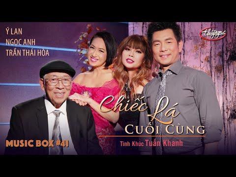 Music Box #41 | Ý Lan, Trần Thái Hòa, Ngọc Anh | Chiếc Lá Cuối Cùng | Tình Khúc Tuấn Khanh