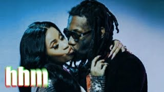 Cardi B & Offset - Faded ft. Sig Roy (Official hhm Music Video)