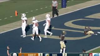 James Madison 2018 Highlights Idaho State