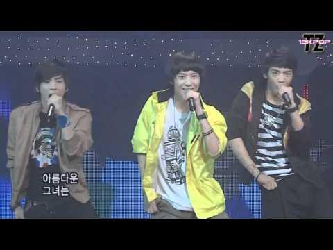 SHINee(샤이니) - REPLAY 누난너무예뻐 Stage Mix~~!!