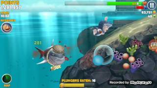 Diet ca map manh nhat trong hungry shark