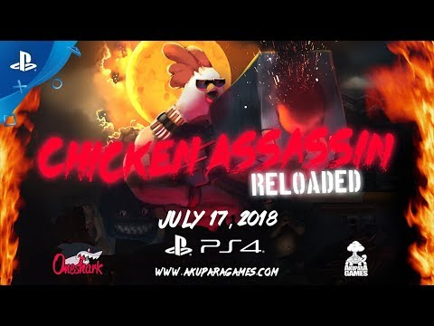 Chicken Assassin: Reloaded Trailer