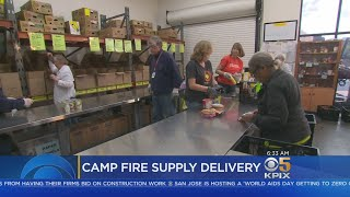 Bay Area Food Banks Team Up To Feed Camp Fire Victims