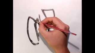D Cruz - Watercolor animation