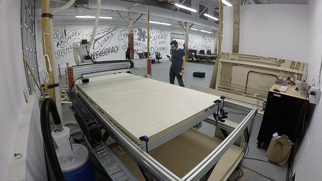 The CNC Desks