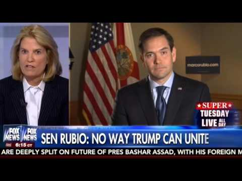 Marco Goes On The Record On The Eve Of The Florida Primary | Marco Rubio for President