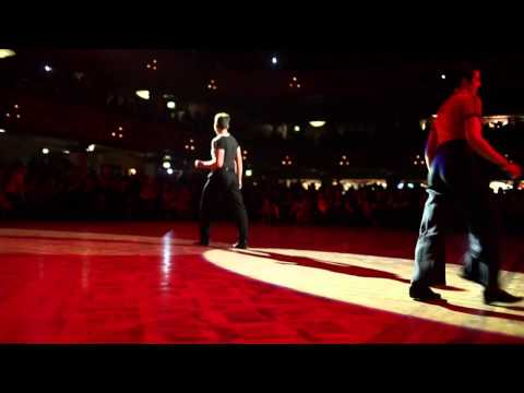 Northern Soul Dancing by Jud - Clip 874 - 8.11.14 - 2014 World Northern Soul Dance Competition 6