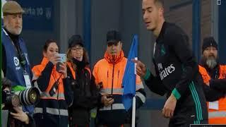أهداف مباراة ليجانيس و ريال مدريد الدوري الاسباني (2018/02/21)leganes ...