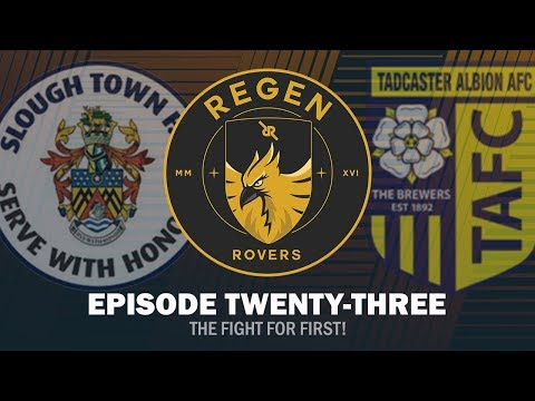 Regen Rovers | Episode 23 - The Fight For First! | Football Manager 2019