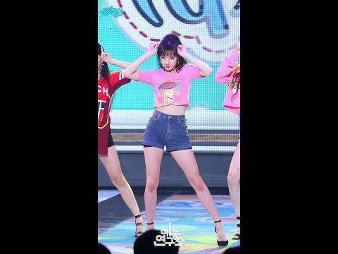 [예능연구소 직캠] (여자)아이들 유고 걸 우기 Focused @쇼!음악중심_20180811 U-Go-Girl (G)I-DLE YUQI