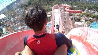 Monster Blaster Water Slide at Ocean World