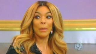 Did Wendy Williams just fart?