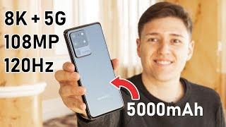 Video Samsung Galaxy S20 Ultra 5G YWHkoQi4us0