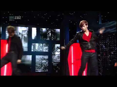 SHINee Taemin, 2PM ChanWoo, Beast KiKwang, 2ne1 Minzy - Thriller