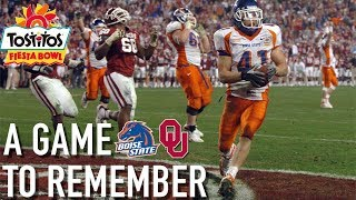 A Game to Remember: 2007 Fiesta Bowl || Boise State vs. Oklahoma