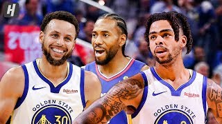 Los Angeles Clippers vs Golden State Warriors - Full Highlights | October 24 | 2019-20 NBA Season