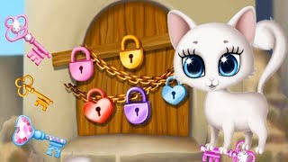 Play Fun Cute Pet Kitten Care - Kitty Meow Meow - My Cute Cat Day Care Games For Kids By TutoTOONS