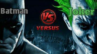 Rov Ep.45 Batman Vs Joker เล่น 2 ใน3 ตา ใครจะชนะ อัศวินรัตติกาล Vs จอมว้ายร้าย Ft.EochanTicy Chanel