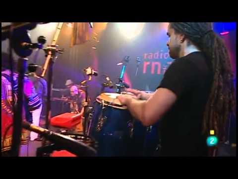 Alma Afrobeat Ensemble - Shameless (Recorded live on national television)