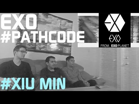 EXO - Pathcode #XIUMIN Teaser Reaction, Non-Kpop Fan Reaction [HD]