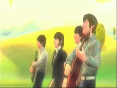 The Beatles - Nowhere Man (Subtitulos Español)
