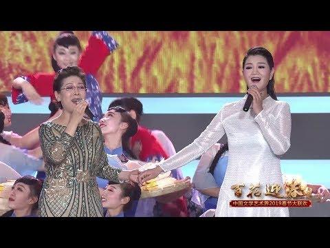 百花迎春-中国文学艺术界2019春节大联欢 2019 China Literary and Art Circles Spring Festival Gala