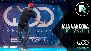 Jaja Vankova | FRONTROW | World of Dance Dallas 2015 #WODDALLAS2015
