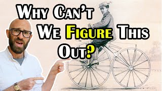 We Still Don't Know How Bicycles Work