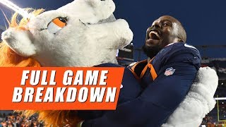 How the BRONCOS Destroyed the JETS