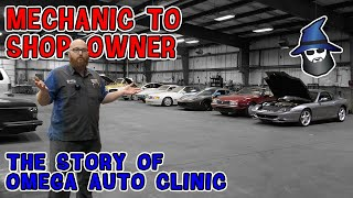 Mechanic to Shop Owner ~ The CAR WIZARD shares his story!