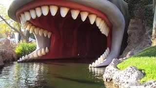[HD] Storybook Land Canal Boats Ride-Through with NEW Frozen Update - Disneyland
