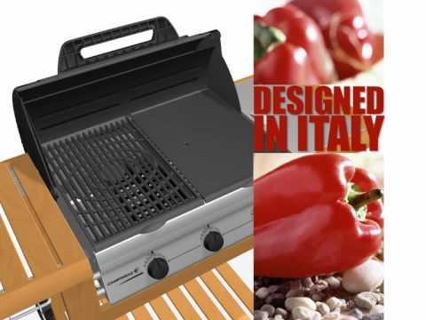 campingaz adelaide 3 woody barbecue a gas confronta i. Black Bedroom Furniture Sets. Home Design Ideas