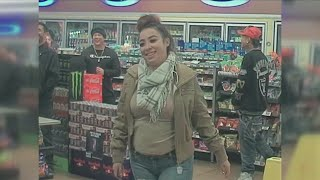 Fresno Police need help identifying this woman and others they say were involved in a hit-and-run in