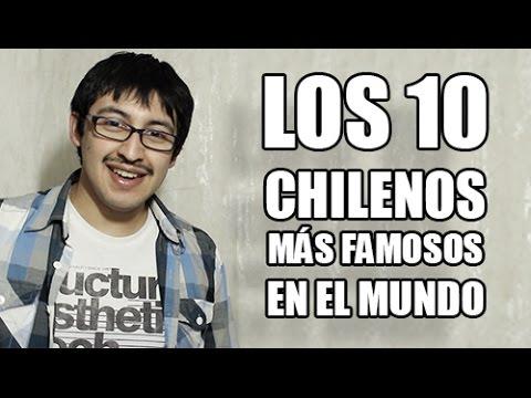 Estos son los 10 chilenos verdaderamente famosos en el mundo, según el MIT