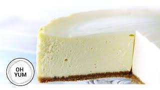 New York Cheesecake | Oh Yum With Anna Olson