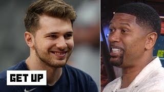 Jalen Rose predicts: Harden beats Giannis for MVP, Luka Doncic wins Rookie of the Year | Get Up